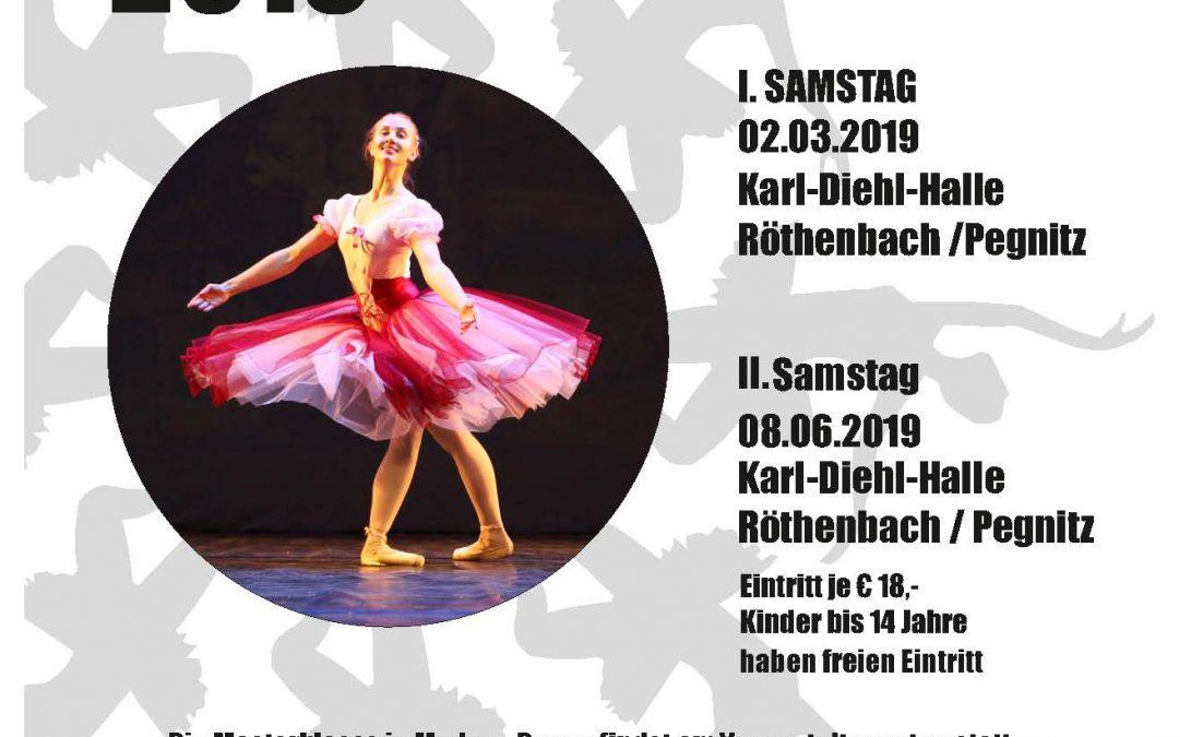 13. Ballettwettbewerb APPLAUS