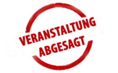 Der Ballett Grand-Prix in Gunzenhausen ist abgesagt!